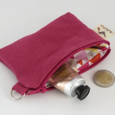 Purple Coin Purse / Lila Drobižnica