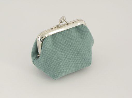 Green Coin purse / Zelena drobižnica