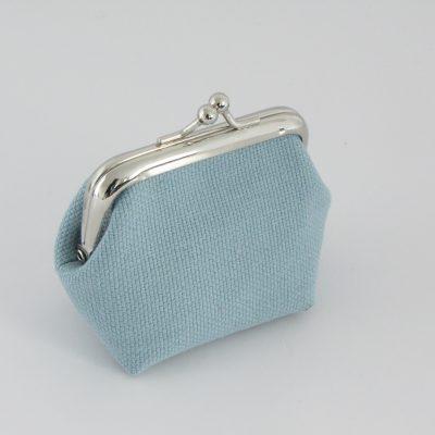Svetlo modra drobižnica / Blue Coin purse