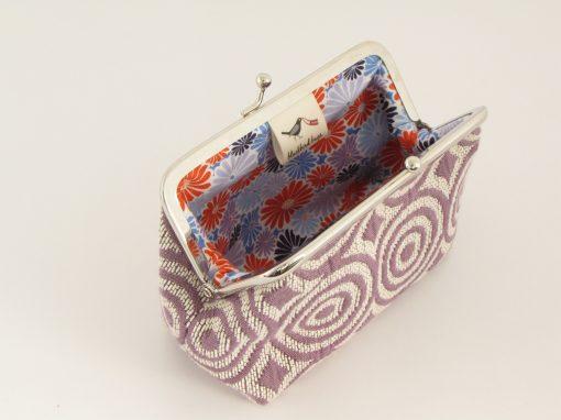 Torbica z okvirčkom / Kisslock purse