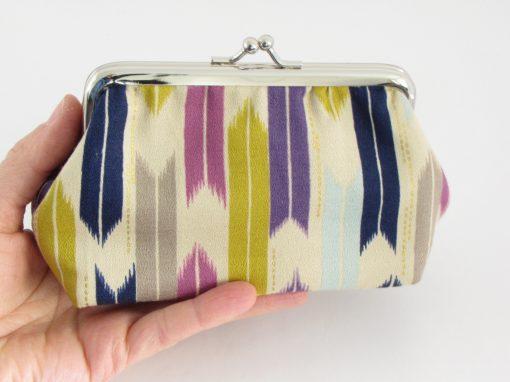 Mala denarnica z okvirčkom / Small kisslock wallet