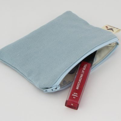 modra drobižnica / blue coin purse