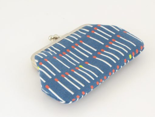 Denarnica vžigalice / Matches Kisslock Wallet