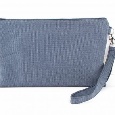 Modra ročna torbica / Blue Purse